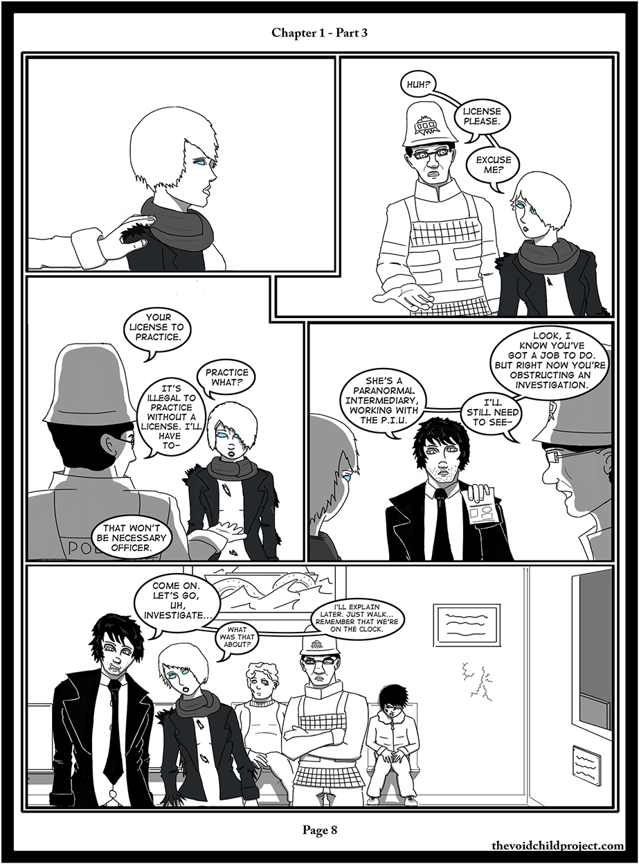 Chapter 1 - Part 3, Page 8