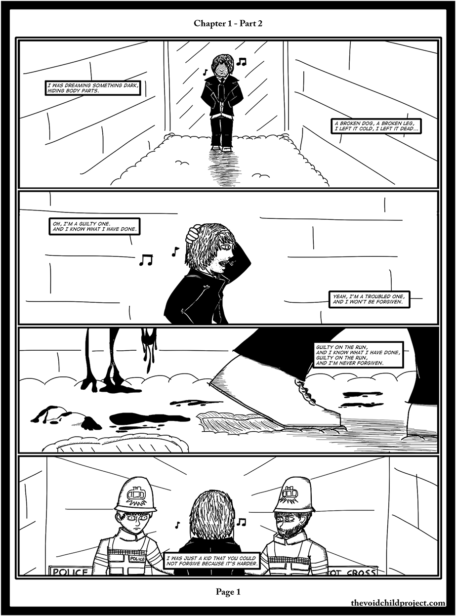 Chapter 1 - Part 2, Page 1