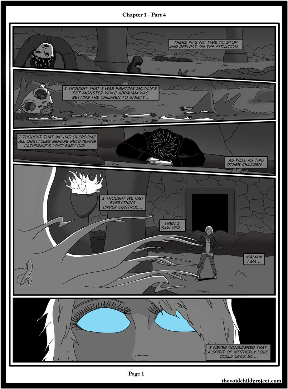 Chapter 1 - Part 4, Page 1
