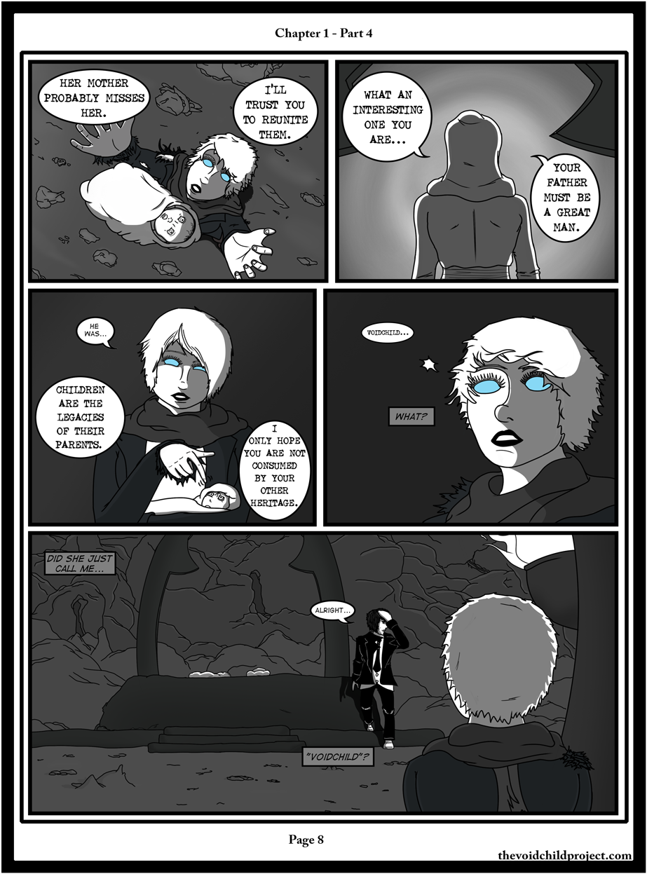 Chapter 1 - Part 4, Page 8
