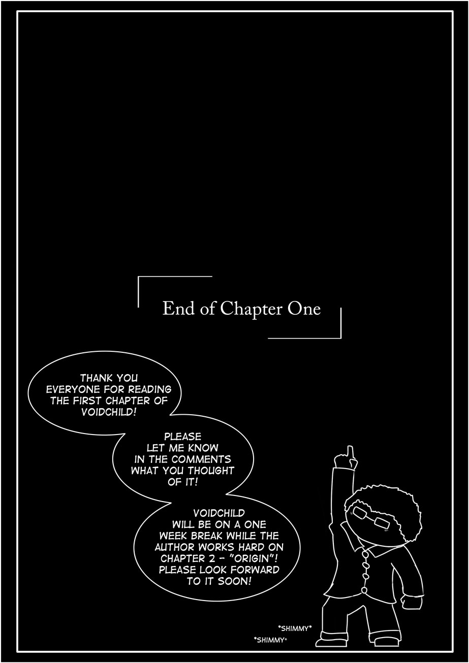 Chapter 1 - Part 4, End
