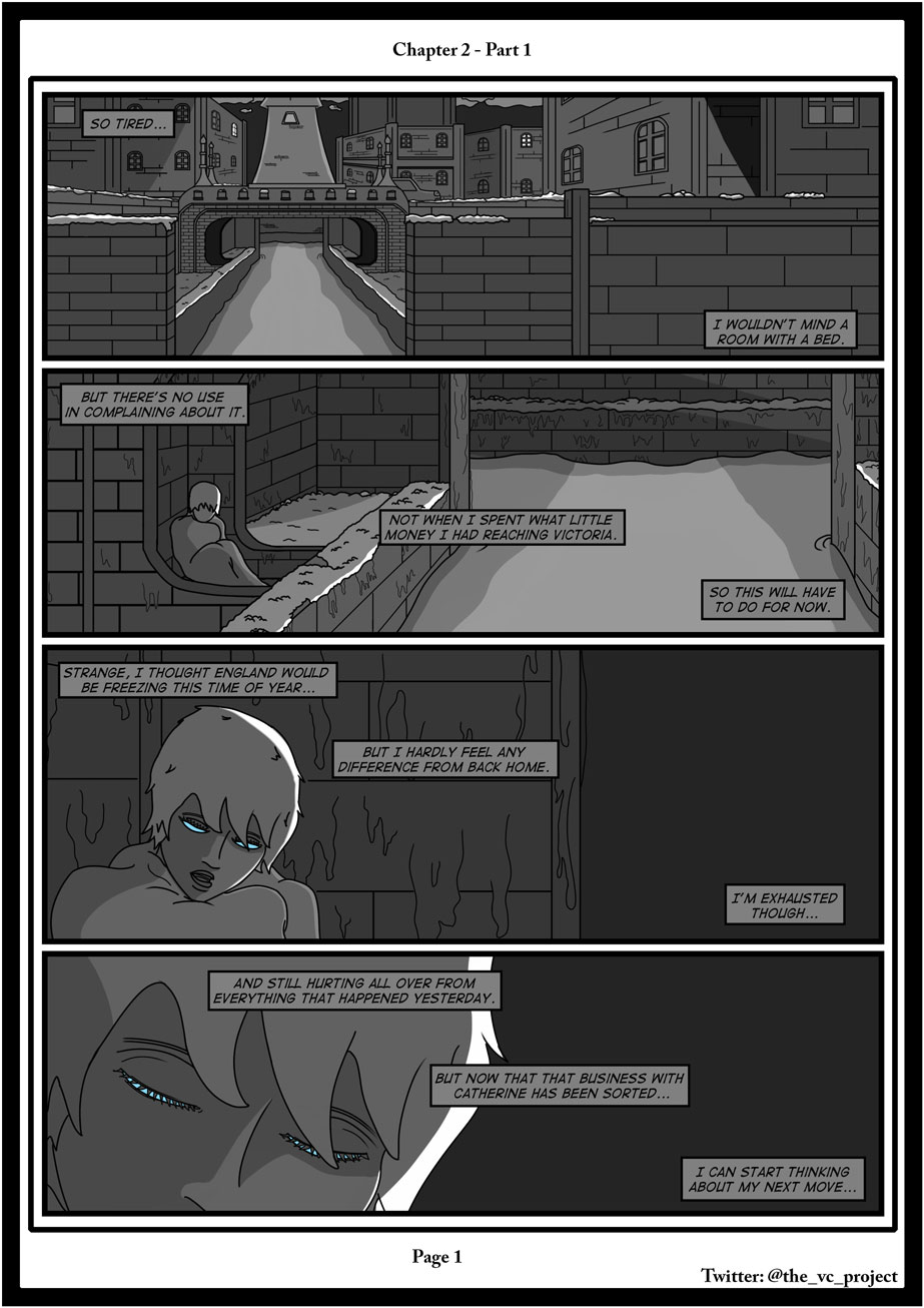 Chapter 2 - Part 1, Page 1
