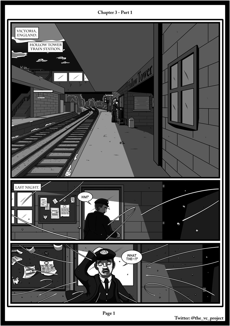 Chapter 3 - Part 1, Page 1